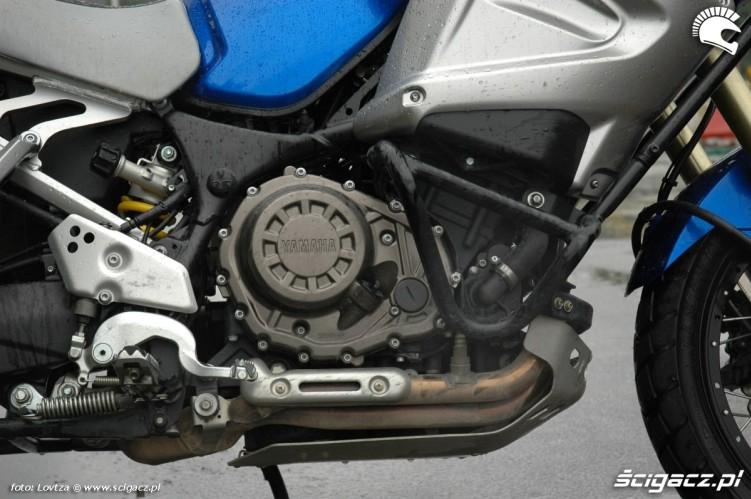 silnik dwucylindrowy Yamaha XT1200Z Super Tenere