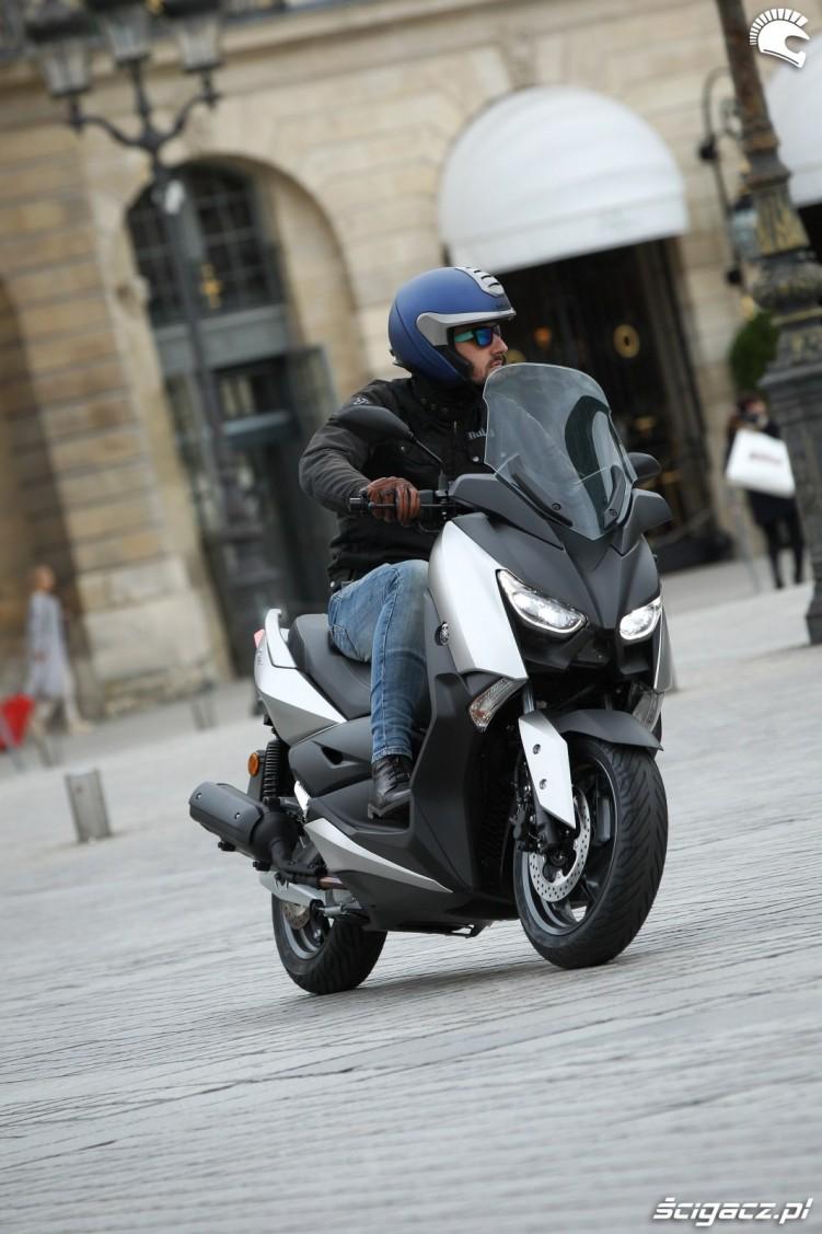 skuter yamahy 125