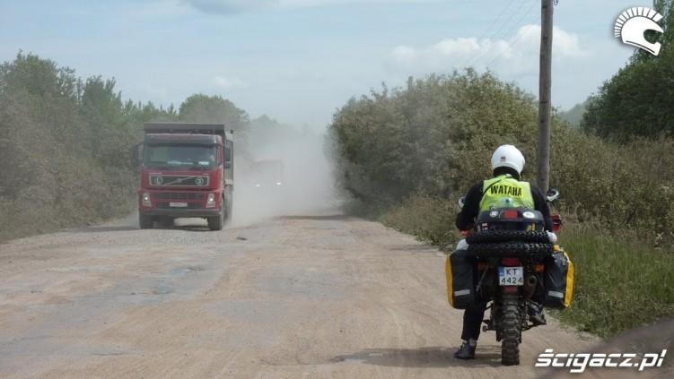 niebezpieczne drogi
