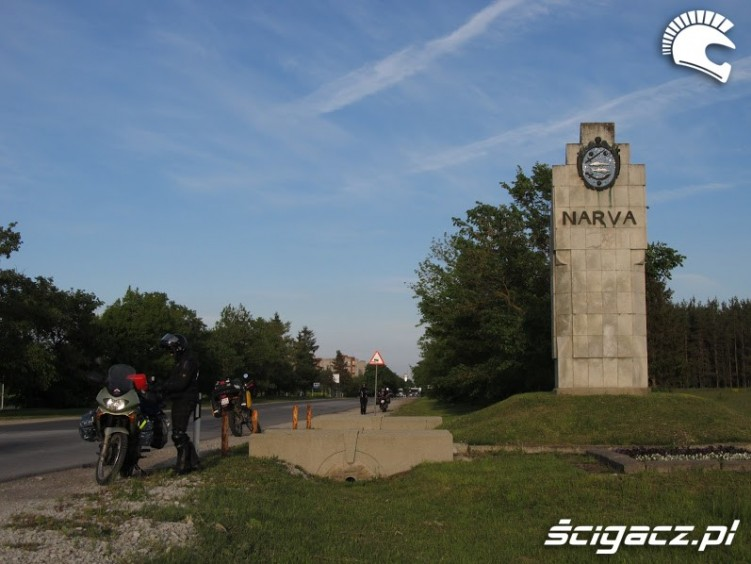 postoj Narva