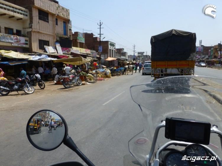Indie na trasie