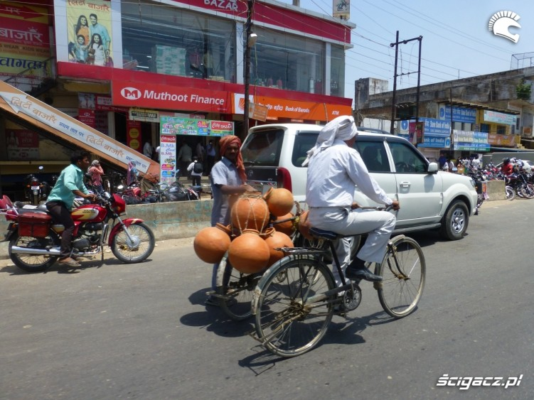 Indie w drodze