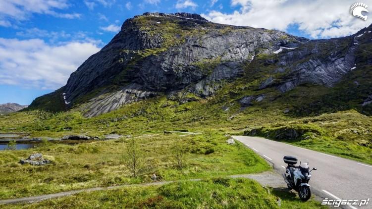 Norwegia i Finlandia na motocyklu 002