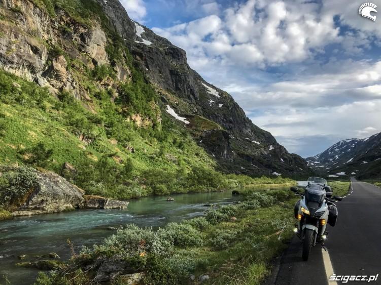 Norwegia i Finlandia na motocyklu 045