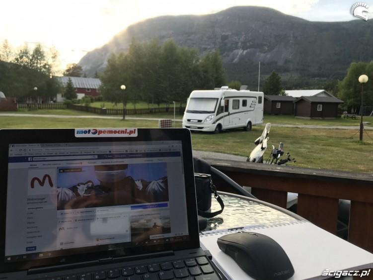 Norwegia i Finlandia na motocyklu 048