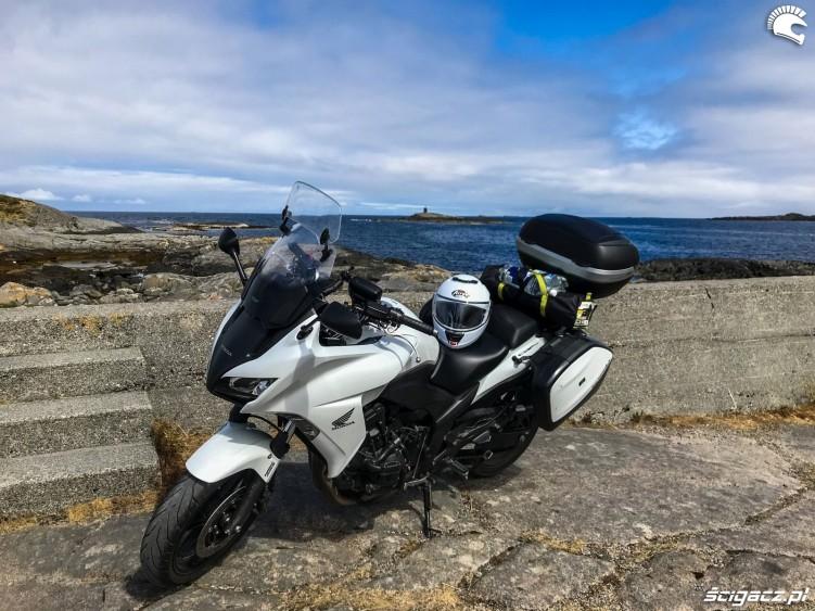 Norwegia i Finlandia na motocyklu 064