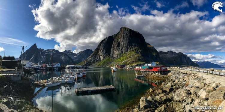 Norwegia i Finlandia na motocyklu 073