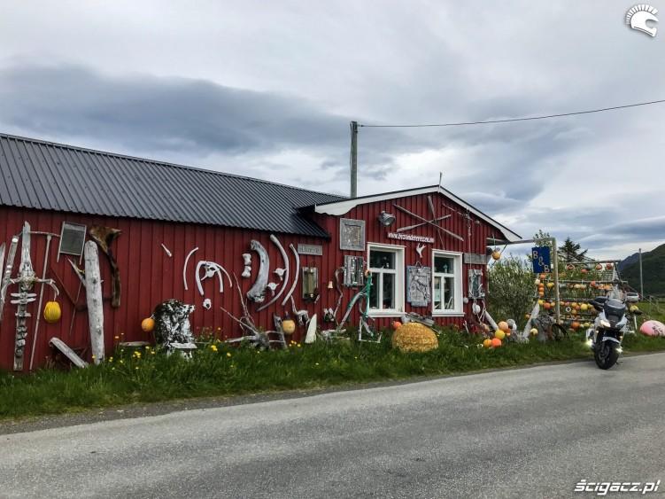 Norwegia i Finlandia na motocyklu 079