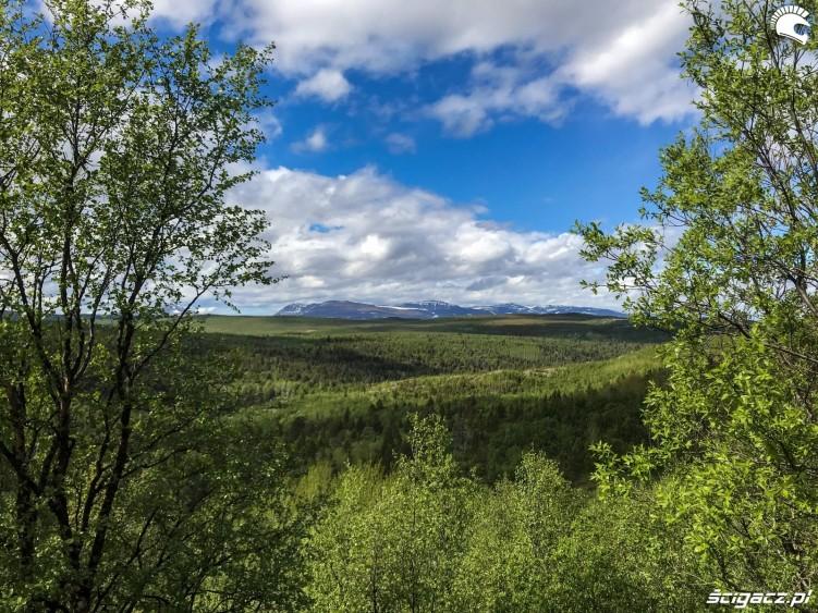 Norwegia i Finlandia na motocyklu 090