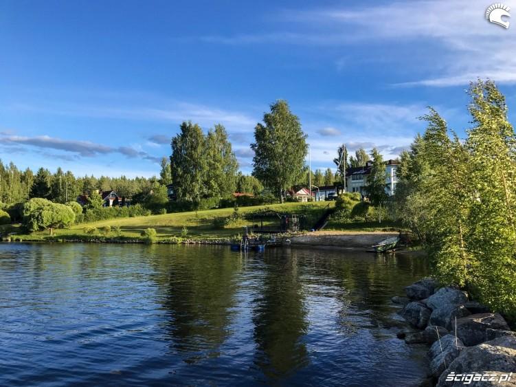 Norwegia i Finlandia na motocyklu 100