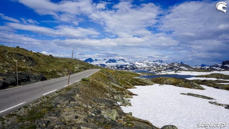 Norwegia i Finlandia na motocyklu 108