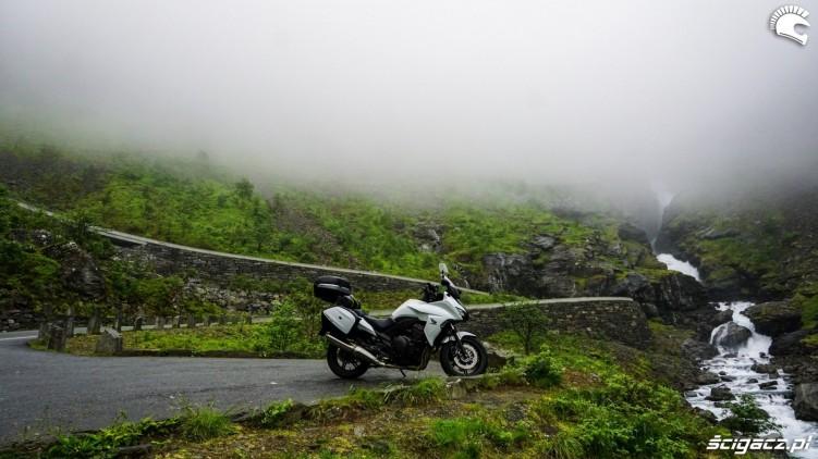 Norwegia i Finlandia na motocyklu 110
