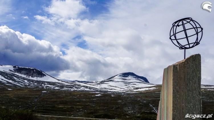 Norwegia i Finlandia na motocyklu 116