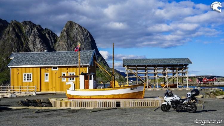 Norwegia i Finlandia na motocyklu 118