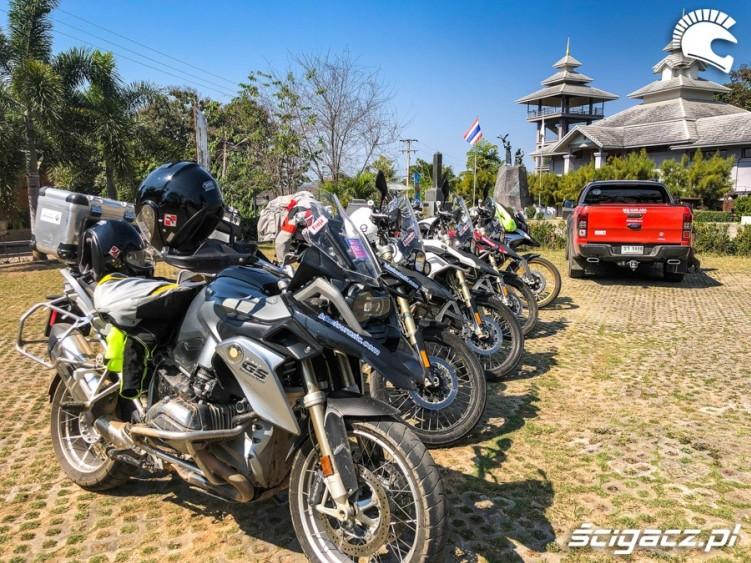 Tajlandia na motocyklu ADVPoland 200