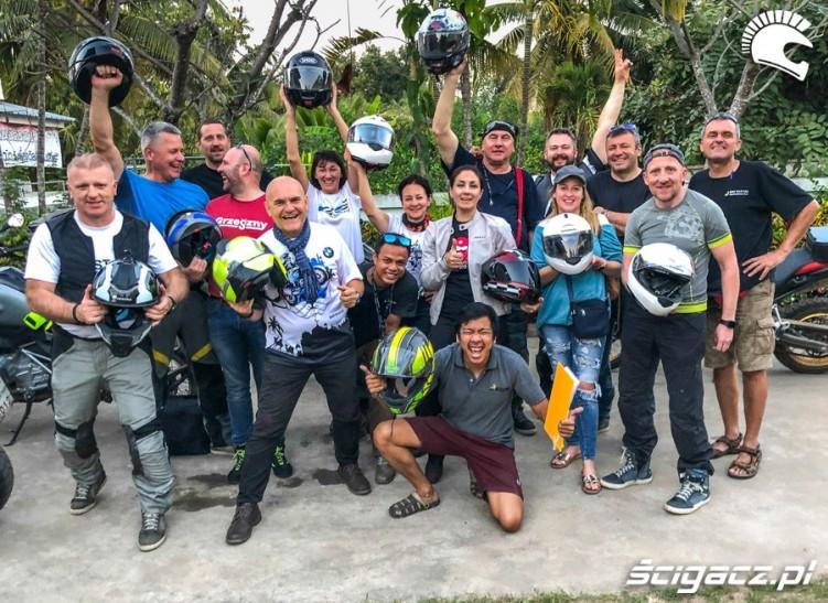 Tajlandia na motocyklu ADVPoland 206