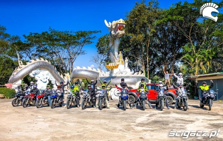 Tajlandia na motocyklu ADVPoland 212