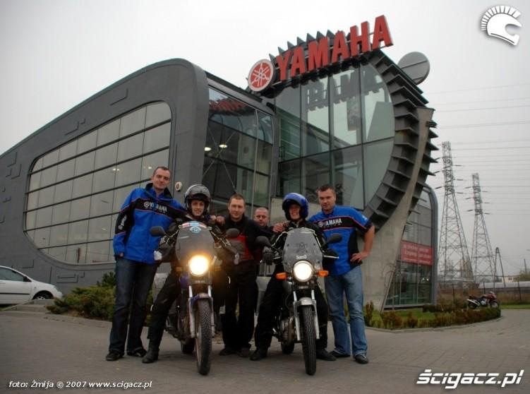 17a Pracownicy Yamahy Mitsui Motor Polska Gustavor Elke