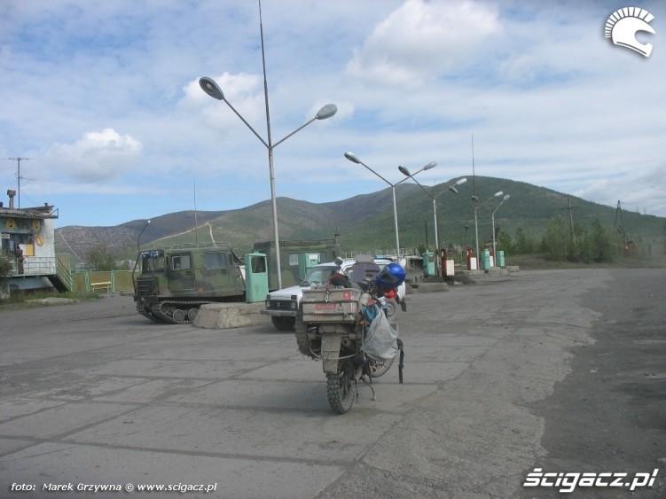 Daleki Wschod Rosja
