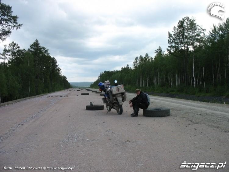 Droga przed Skoworodino