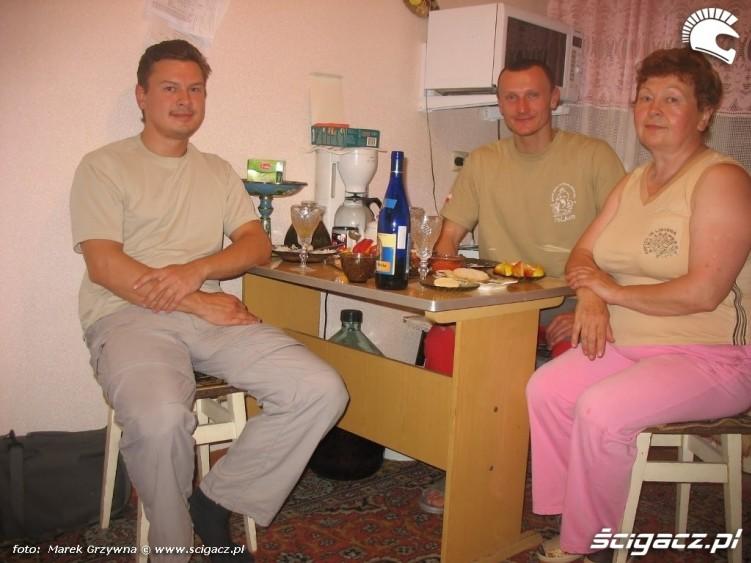 Goscinnosc wschodnia Rosja