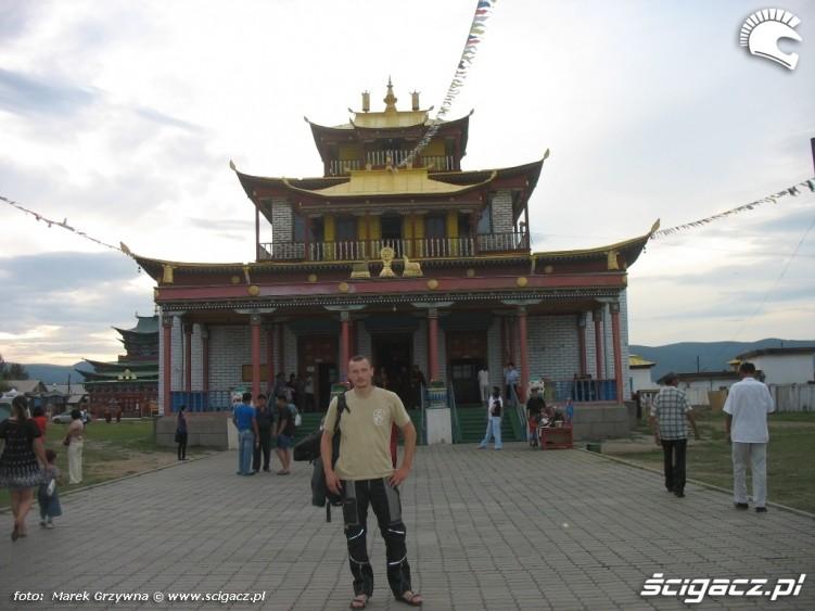 Iwolginsk centrum buddyzmu w Rosji