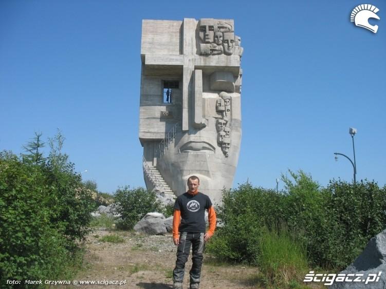 Pomnik Magadan