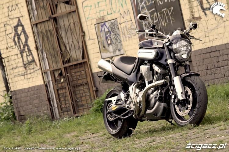 grafitti Yamaha MT01