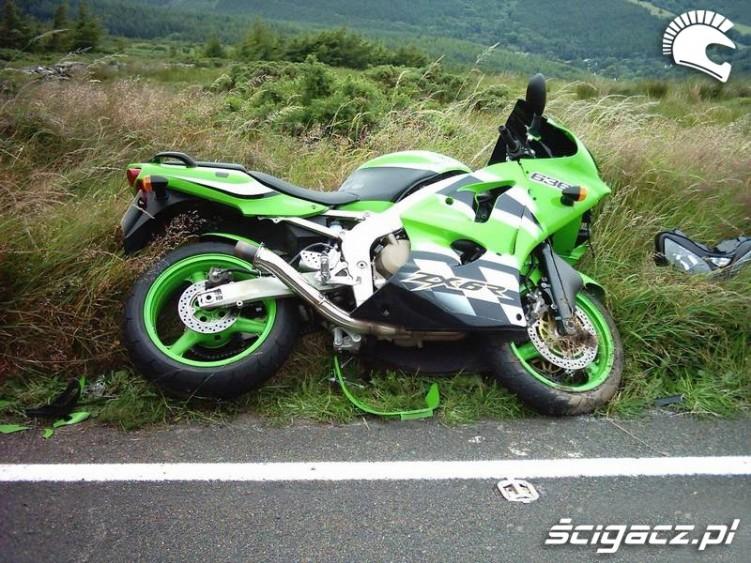 Kawasaki ZX6R 2002 dzwon
