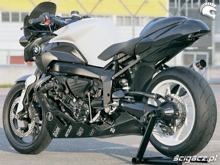 na sportowo BMW K1200R
