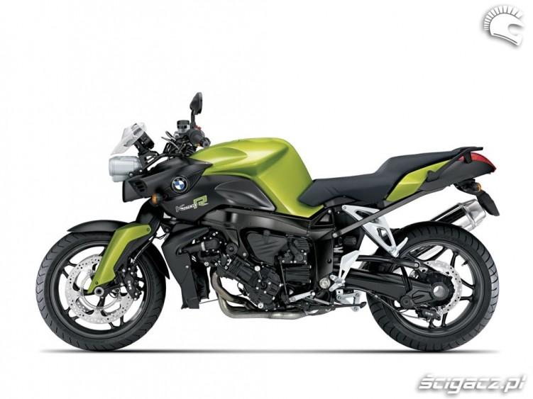 zielony BMW K1200R