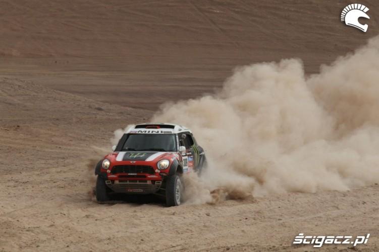 Holowczyc Dakar 2014