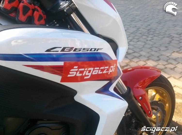 Honda CB650F2014