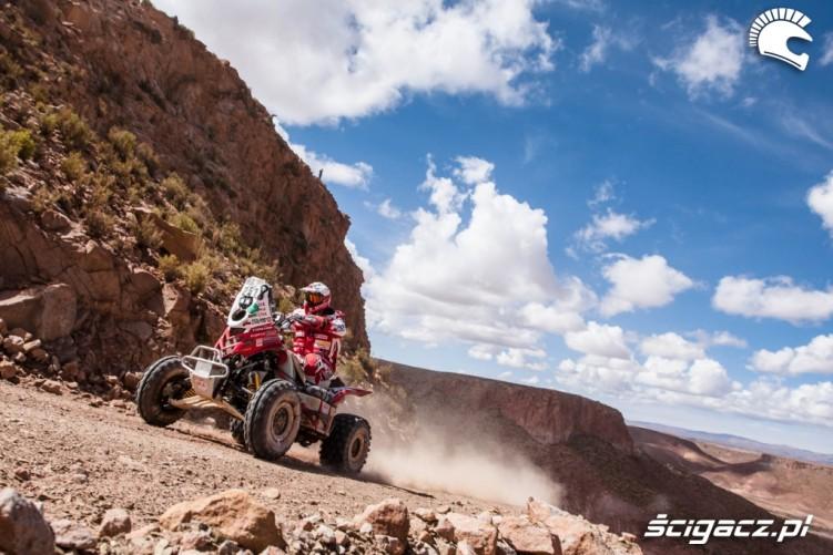 Rafal Sonik XI etap Rajd Dakar 2015