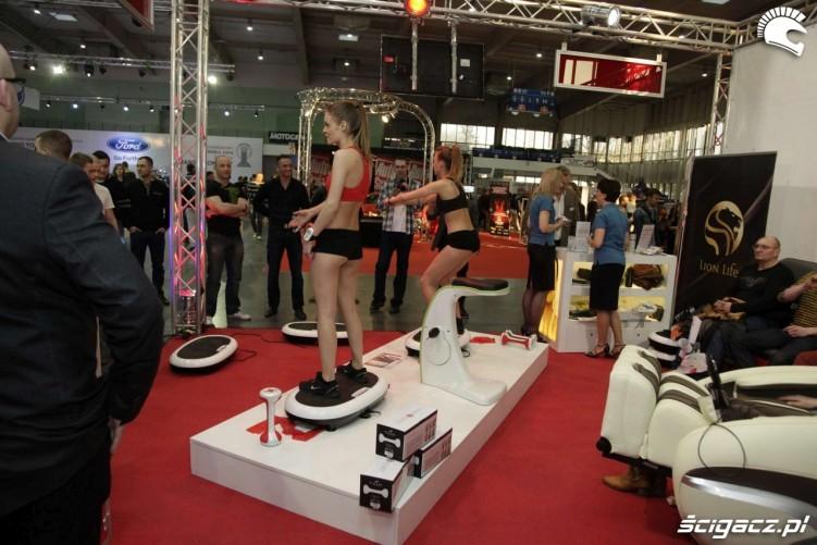 Motor Show Poznan 2014 stoiska