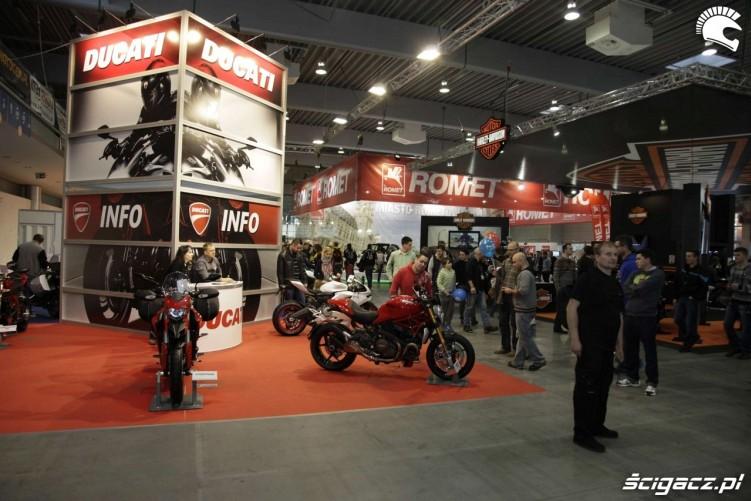 Motor Show Poznan 2014 Ducati