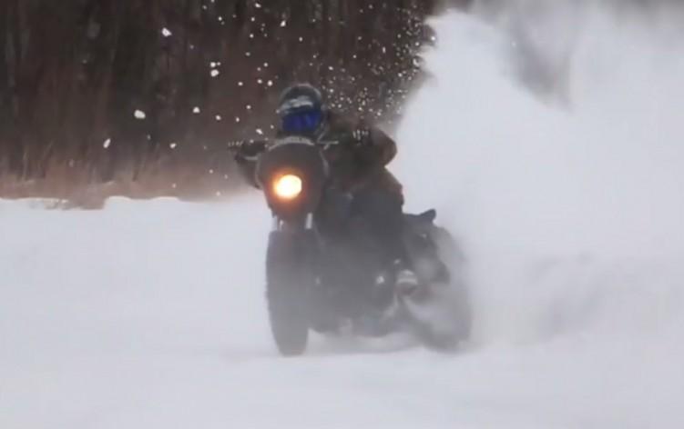 drift na lodziie