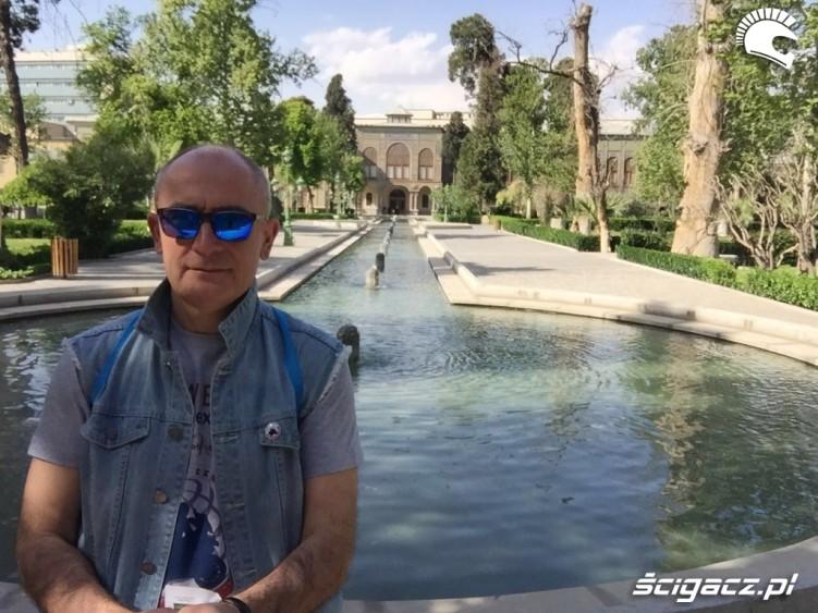 Iran Teheran Palac