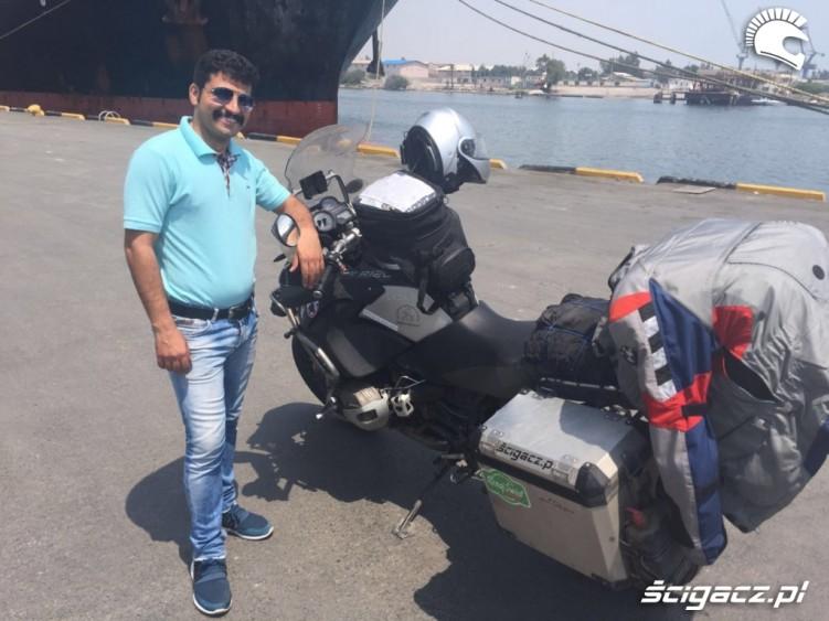 Moj pomocnik w Bandare Abbas