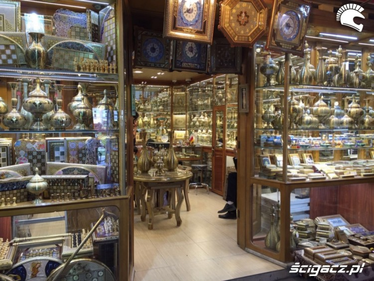bazar w Isfahan