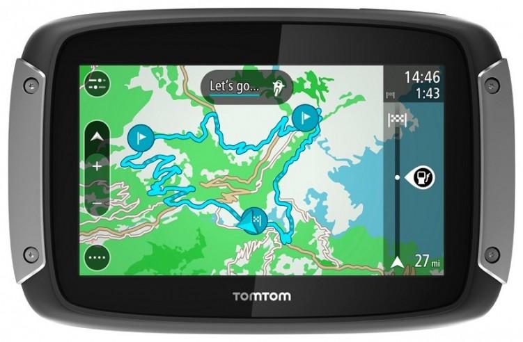 TomTom Rider 410