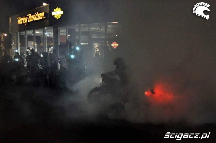 Harley Davidson noc