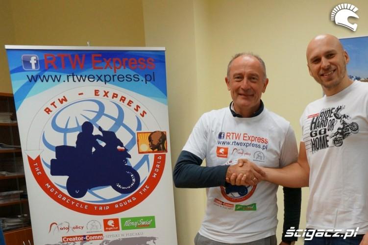 Wyprawa dookola swiata RTW Express scigacz pl