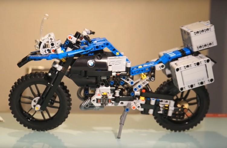 BMW R1200GS LEGO