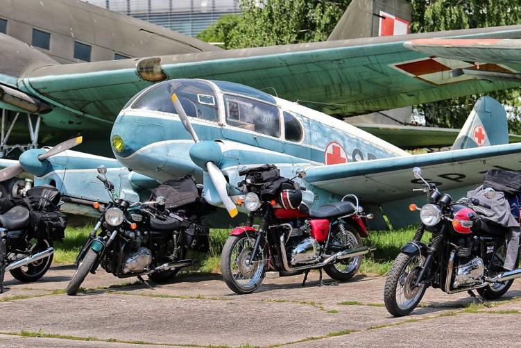 Motocykle Triumph