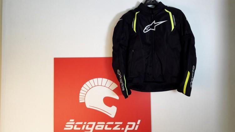 Kurtka Alpinestars AST AIR scigacz pl