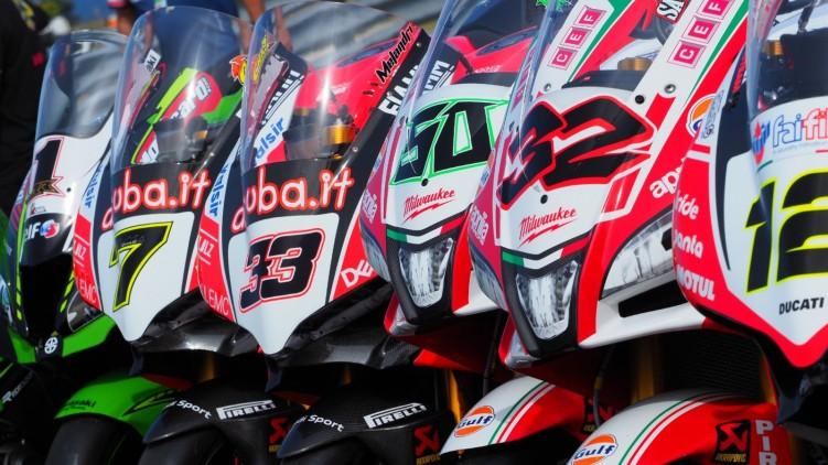 motocykle WSBK