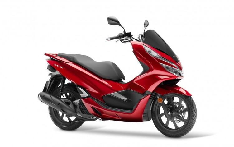2018 Honda PCX125 05