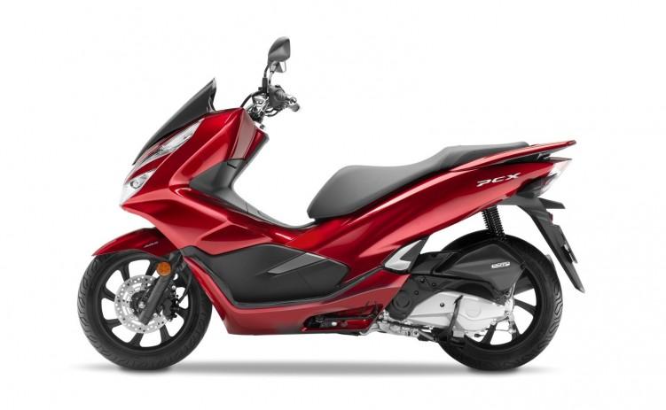 2018 Honda PCX125 06