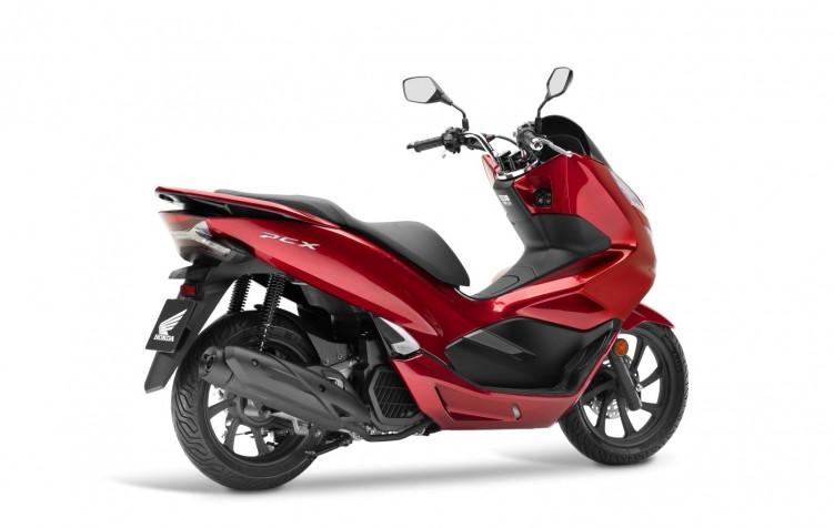 2018 Honda PCX125 07